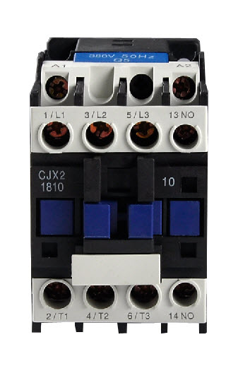 Ac Contactor Coil Voltage AC24-380V,Rated Current 18A