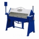 a Manual Folding Machine Length 1000mm,Thickness 1.5mm