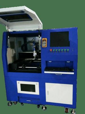 CNC z Fiber laser cutting machine FB16-4040-300W