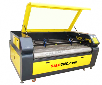 CNC Laser Engraving Cutting Machine NEW 1600 x 1000 Double Head