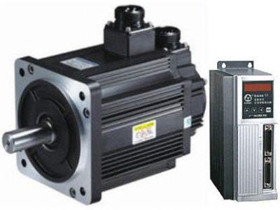 Servo Motor/Drive M175220D 4.5KW, 17.6Nm, 2500rpm, 175 support
