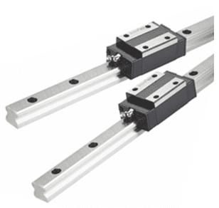 02 Linear Rail TRH25 per Meter