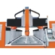 z 5 Axis CNC Router Milling 2500x5000x1200