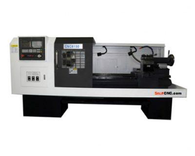 เครื่องกลึง CNC Lathe Turning Fully รุ่น CK6150