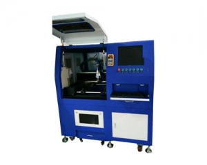 CNC Fiber laser cutting machine FB16-4040-300W