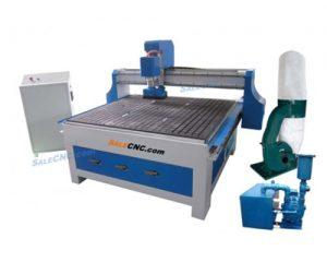 CNC Router Milling รุ่น xj1212-STVE ขนาด 1200 x 1200 & Vacuum