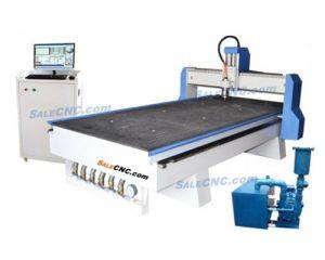 CNC Router Milling XJ1325-BGLV Hi-Win & Vacuum
