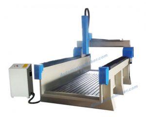 CNC Router milling รุ่น SJ1325-BGLWZX-800-Z800 GANTRIES 800mm