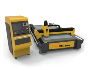 CNC Fiber laser cutting machine FB16-1530-800W