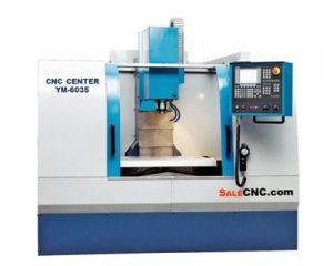CNC center YM-6035T-400x354