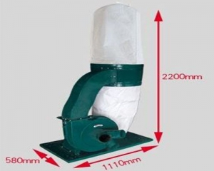 Engraving Machine Cleaner 2.2KW 380V