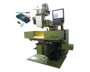 cnc milling รุ่น cm1270 ncs พร้อม wireless mpg