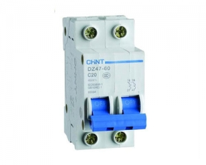 Miniature Circuit Breaker 2P(220V) 20A