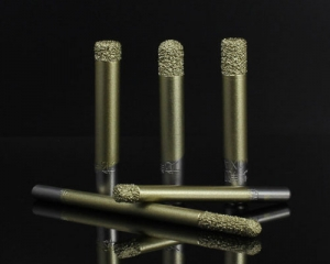 Smelting Diamond Milling and Cutting Cutting tool, Shank Diameter 8-12mm, Tip Diameter 8-12mm, Cutting Length 1220mm