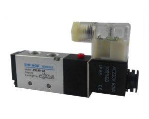 Two five-way solenoid valve DC12V DC24V AC24V AC110V AC220V