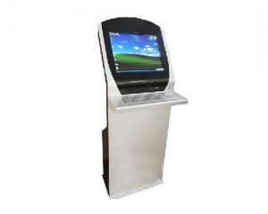 inch Screen Computer,One Answer Machine With a Keyboard, Touch Kiosk HC-012