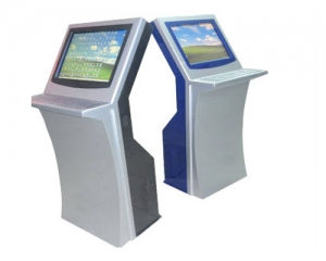 inch Screen Computer,One Answer Machine With a Keyboard, Touch Kiosk JLB-018