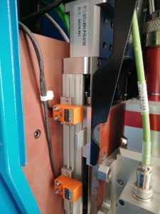 limit switch fiber laser