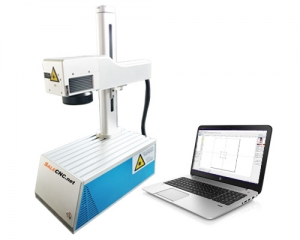 CNC Fiber Laser Engraving 20W