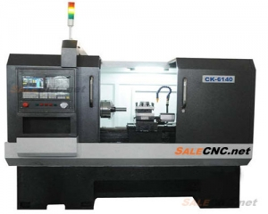 CNC Lathe Turning Fully CK6136