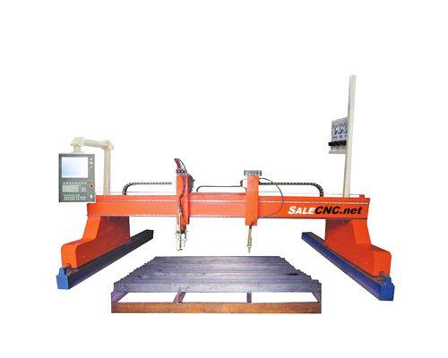 เครื่อง CNC Plasma Flame HYZ-3080-H Cutting ขนาด 3000×6000mm and 4000x6000
