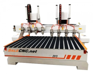 CNC Router 8 Heads 2013
