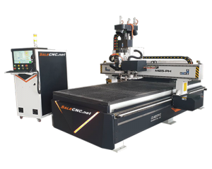CNC Router Milling 12 Tool Changer