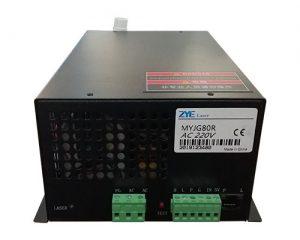 Powersupply Co2 80W