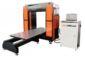 CNC saw cutting machine for Foam