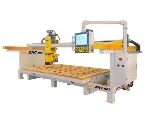 CNC 4 Axis Stone Cutting Machine OSC-TITAN 3500x2000